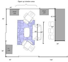 Family Room Floor Plan Daily Planner Awesome Family Room Floor ...