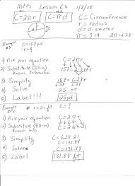 lesson 6 reteach write linear equations