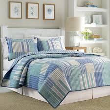 Nautica Belle Isle Quilt | Coastal Home Ideas | Pinterest | Quilt ... & Nautica Belle Isle Cotton Quilt - Overstock Shopping - Great Deals on Nautica  Quilts Adamdwight.com