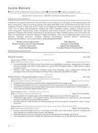 Management Consulting Resume Examples Dew Drops