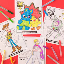 New coloring pages most populair coloring pages by alphabet online coloring pages coloring books. Get Ready For Toy Story 4 With These Printable Coloring Pages Disney Family