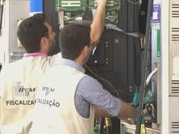 Resultado de imagem para ipem fiscaliza postos de combustiveis na grande natal