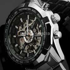 aliexpress com buy 2015 new hot military skeleton watch aliexpress com buy 2015 new hot military skeleton watch sport watches for men large watches mechanical automatic steel gift best mens watch from