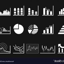 Vector Graphs And Charts Infographic Elements Bars Pie Charts And Graphs Vector