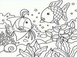 They can practise pencil grip as they try to colour inside the lines. Free Printable Ocean Coloring Pages Under The Sea
