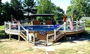 landscape around above ground pool pictures landscaping around above ground pool design landscaping above