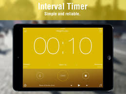 interval timer hiit workouts on the app
