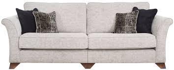 Buy Buoyant Rosa 4 Seater Fabric Modular Sofa line CFS UK