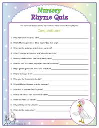Baby Shower Rhymes For Gifts   Weu0027ll Have A Gift For The Baby Shower Games Nursery Rhymes