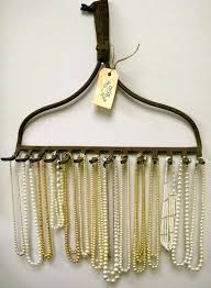 necklace wall hangers necklace storage