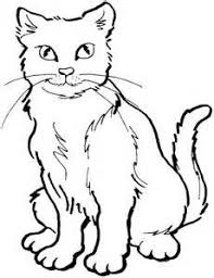 Small Picture 24 best Cat Templates to Zentangle images on Pinterest Coloring