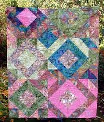 Speed Up Your Quilting With Strip Set   Quilting   Pinterest ... & Half Square Triangles Adamdwight.com