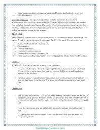 Facebook Outline Template Business Plan Outline Template Free Uatour Org