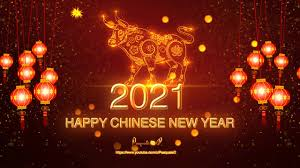 Capodanno cinese 2021 - Happy Chinese New Year - - YouTube