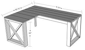 l shaped desk dimensions.  Dimensions Dimensions In L Shaped Desk Dimensions