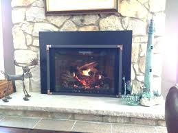 removing gas fireplace gas fireplace glass doors replacement cleaning open or closed door removing gas fireplace uk