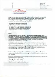 Roof Warranty Letter Roofing Decoration