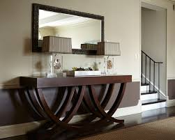 Attractive Style of Decoration Entry Console Table Wood Furniture