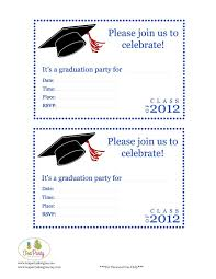 Graduation Announcements Template Beautiful Free Graduation Printable Invitation Templates