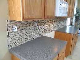 l and stick tile backsplash metal