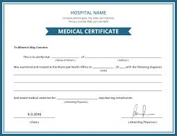 New Bmc Medical Certificate Medical City Medical Certificate Sample