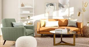 modern living room design 5 ways to