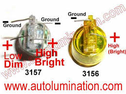 autolumination explanation of difference between 7443 3157 and conventionally wired 3157 3156 led