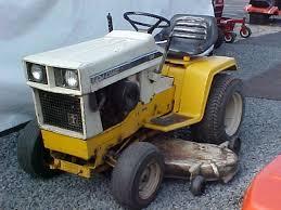cub cadet garden tractors. Cub Cadet 169 - HD Garden Tractor Newer Replacement 14HP Kohler KT 50\ Tractors N