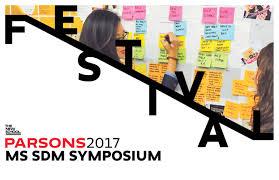 Parsons Ms Strategic Design And Management Parsons Festival 2017 Ms Sdm Symposium Students Studio 2