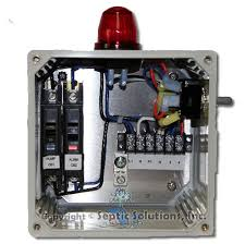 sump pump high water alarms float switch septic tank control click to view larger image
