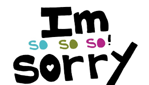how to say i m sorry in your relationship