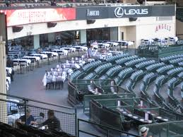 Edison Field Seating Chart Los Angeles Angels Of Anaheim Seating Guide Angel Stadium