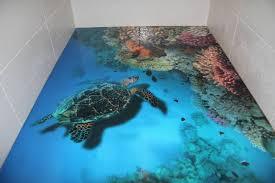 3d Bathroom Tiles 5 Steps To Install 3d Flooring In Your Bathroom