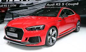2018 bugatti red. interesting bugatti 2018 audi rs5 debuts with fewer cylinders angrier styling with bugatti red
