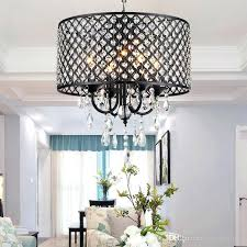 4 light walnut pendant lighting fixture hampton bay costco modern chandeliers with lights crystal drops in