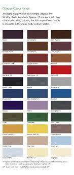 Brown Colour Chart Dulux Wood Paint Dulux Exterior Wood Paint Colour Chart