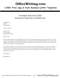 Complain About An Unfair Insurance Payment Or Settlement Http