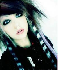 how to do emo hair and makeup for