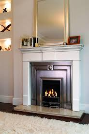image of small electric fireplaces designs ideas
