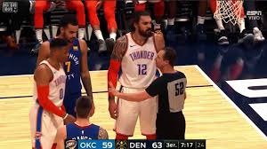 Steven Adams Wants To Fight With A Fan ...