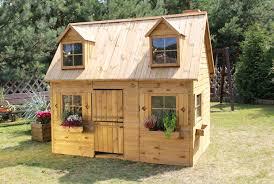 Baumotte Spielhaus Holz Kinderspielhaus Rotkäppchen Spielhaus