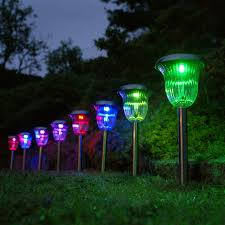 Solar Lights For Garden Home Depot  Home Outdoor DecorationSolar Lighting For Homes