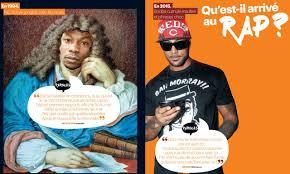 Le Parisien Magazine Quest Il Arrivé Au Rap Le Parisien