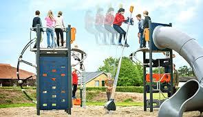 Gleichzeitig entstehen kreative spiele und spielerische wettkämpfe. Spielplatzgerate Fur Spielplatze Kompan