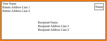 Letter Format Examples Envelope Ameliasdesalto Com