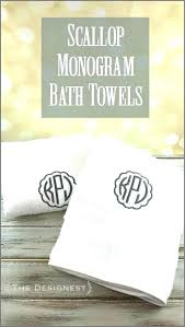 personalized bath towels with names beautiful monogrammed towels wedding gift gallery wedding decoration ideas of personalized