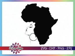 What is the best way to convert from an eps formatted vector graphic to an svg formatted graphic using only freely available tools? Black Woman Africa Map Graphic By Ssflower Creative Fabrica In 2020 Africa Map Digital Illustration Photographers Near Me