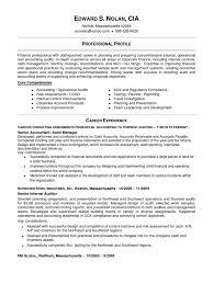 Senior Manager Internal Audit In Boston Ma Providence Ri Resume
