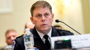 US Capitol Police Chief Steven Sund ...