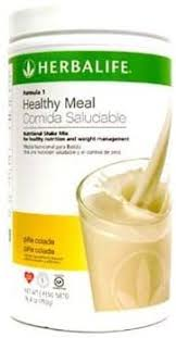 Best high fiber desserts from strawberry recipes mouth watering recipes for desserts. Amazon Com Herbalife Formula 1 Nutritional Shake Mix Pina Colada 550g Health Personal Care